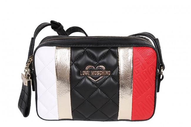 Moschino - Crossbody - zwart