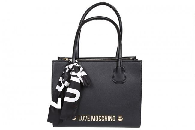 Moschino - Tas - zwart