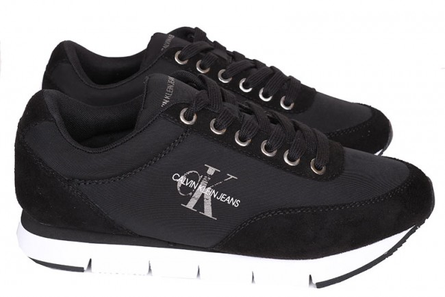 Calvin klein - dames sneakers zwart