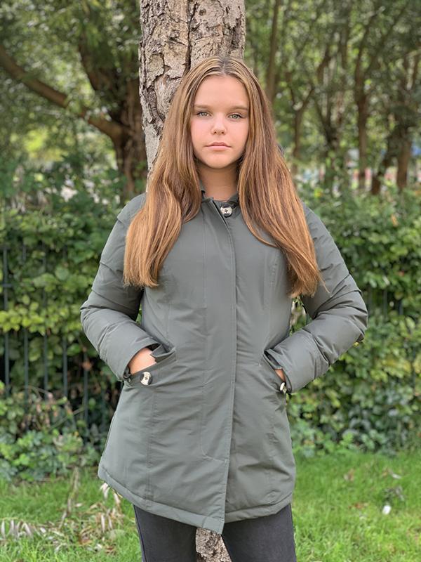Airforce jas groen