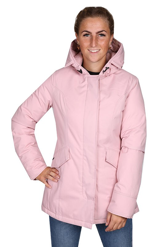 Airforce winterjas roze