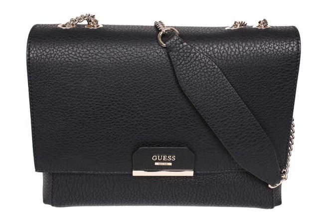 Guess tassen - crossbody zwart