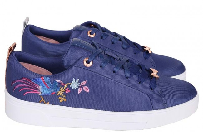 Ted Baker sneakers blauw