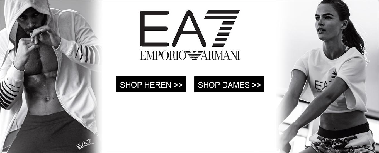 Nieuwe collectie Armani EA7